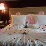 Phong thủy phòng ngủ cho vợ chồng đêm tân hôn tuyệt vời