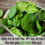 Những loại rau củ tốt cho sức khỏe bạn nên sử dụng
