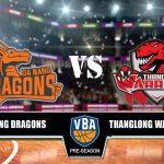 Thanglong Warriors tìm lại cảm giác chiến thắng trước Danang Dragons 1